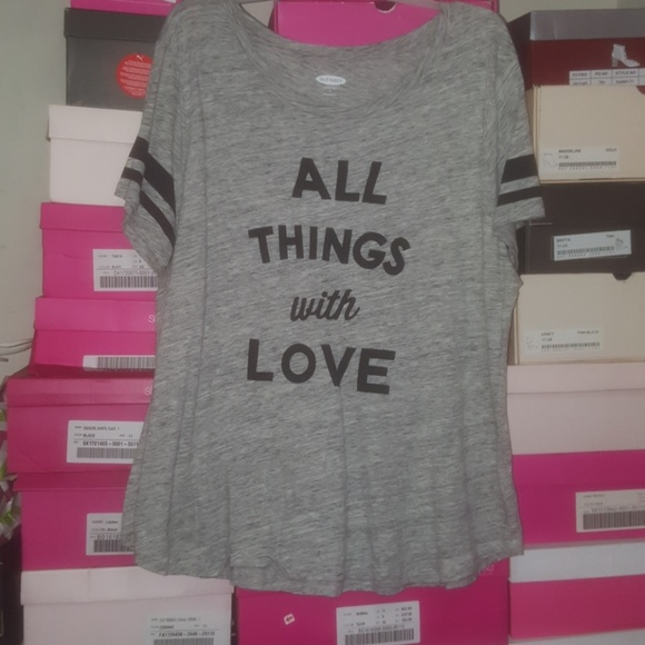 Old Navy Tops - Old Navy Graphic Tee